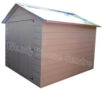 tool and storage shed